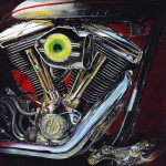 Or et Chrome-V.Twin Evolution